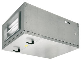 фото Systemair TA 4500 HW Air handling unit