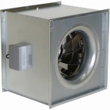 фото Systemair KDRD 50 Square Duct Fan