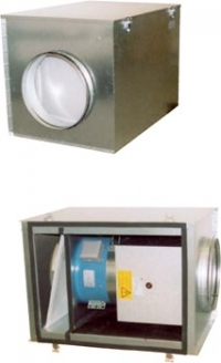 фото Systemair Вентиляционные установки TLP