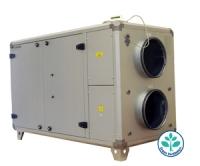 фото Systemair Приточно-вытяжные установки TOPVEX SR (с водяным нагревом)