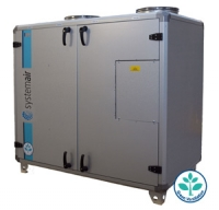фото Systemair Приточно-вытяжные установки TOPVEX TR (с электрическим нагревом)