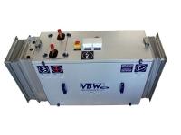 фото VBW Подвесные приточные установки с водяным нагревателем и водяным охладителем SPS-NWCWZW