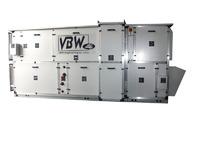 фото VBW Вентиляционные приточно-вытяжные серии BD